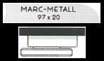 Marc Metal – Briefkastenschild