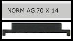 Norm AG – Briefkastenschild