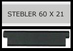 Stebler 2 – Briefkastenschild